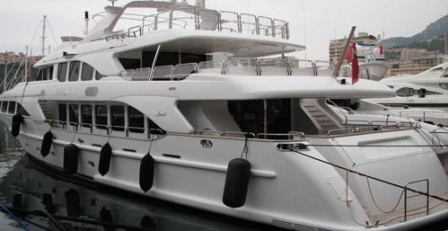 江门长河船舶:邦昵游艇专用漆与环氧原子灰让企业腾飞
