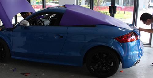 邦昵涂料靠专业的汽车色漆调配技术,帮助日亚提高了工作效率