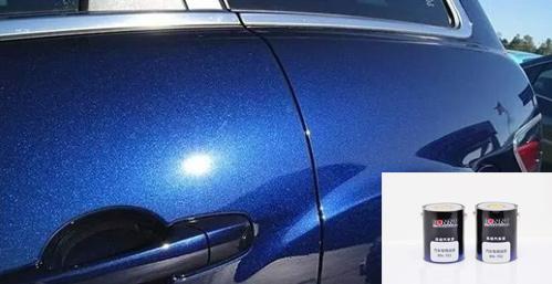 邦昵汽车金属漆和通用油漆有哪些不同之处?