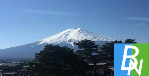 邦昵涂料日本富士山下有约