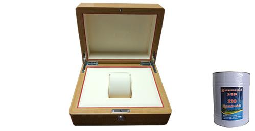 邦昵PU光油让你的高档礼品盒包装盒发光发亮