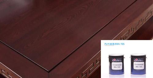 邦昵涂料木器清漆 无味 通透 更环保