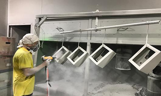 耐高温原子灰300度-适用制造行业各种底材