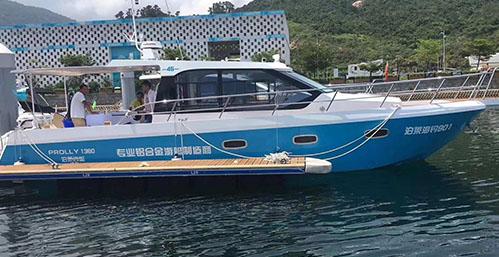 船舶游艇行业标杆选择的船舶漆涂装工艺