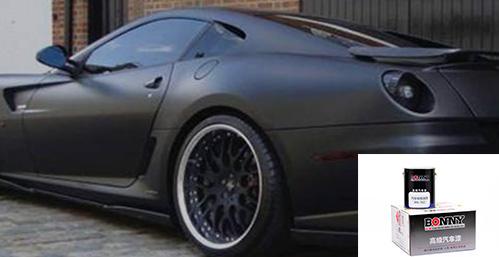 油漆生产定制――汽车哑光漆应用