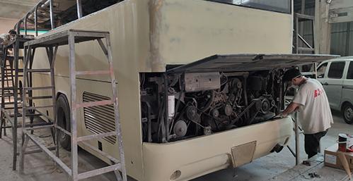 汽车专用原子灰――79%的企业都选择邦昵原子灰