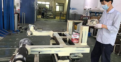 工程机械原子灰-让工程施工更轻松效果更好